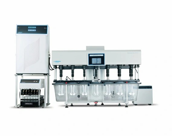 Tablet Dissolution Tester DS 14000 with Piston Pump