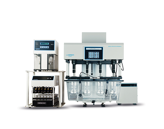Tablet Dissolution Tester DS 8000+ with Syringe Pump