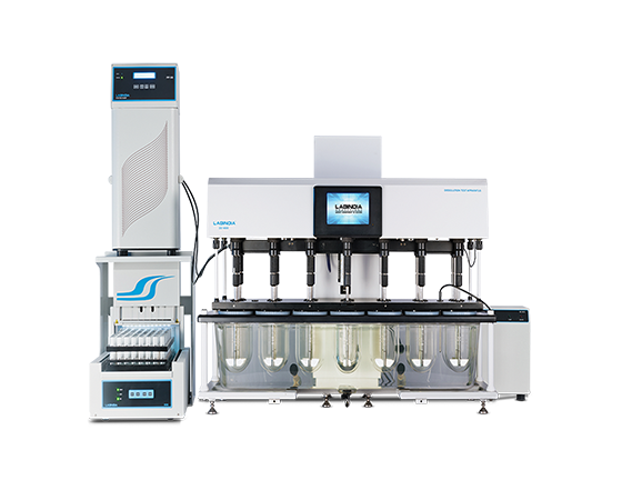 Dissolution Tester DS 14000 Smart with Piston Pump