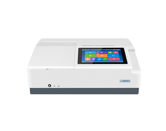 Double Beam Spectrophotometer - UV 3200 Touch Screen