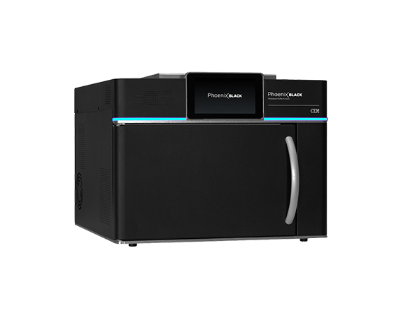 Microwave Muffle Furnace Phoenix BLACK
