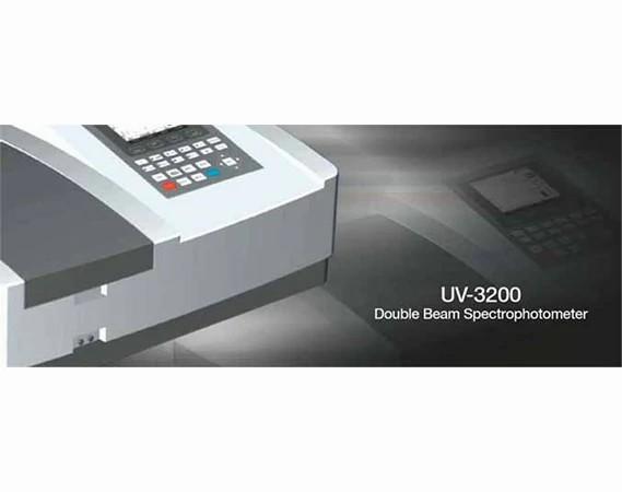 Double Beam Spectrophotometer - UV 3200