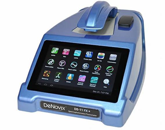 Denovix Microvolume Spectrophotometer
