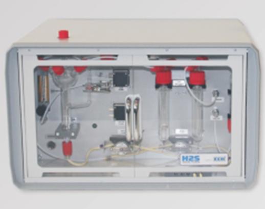 H2S Analyzer Lab